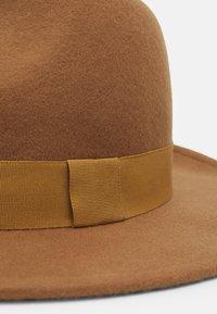 Burton Menswear London - FEDORA - Hat - stone - 3