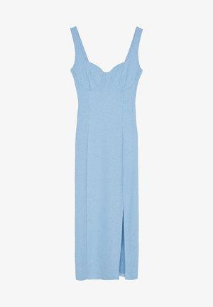 Robe pull - light blue