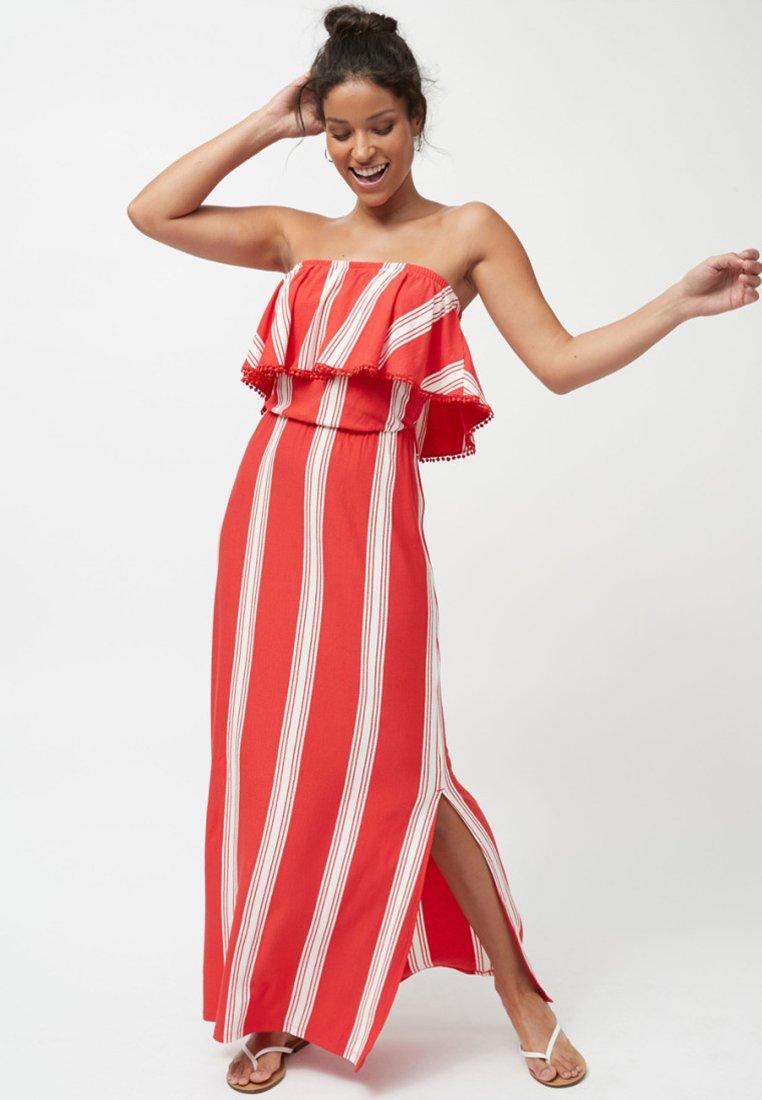 Next - Maxiklänning - red