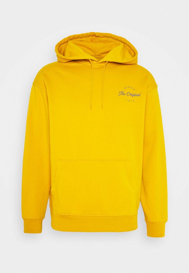 Levi's® - GRAPHIC HOODIE UNISEX - Huppari - golden yellow
