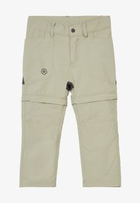 Color Kids - TIGGO ZIP OFF PANTS - Outdoor trousers - seagrass - 3