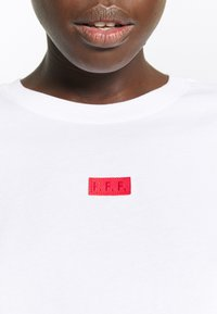 Nike Performance - FRANKREICH FFF TEE VOICE - National team wear - white