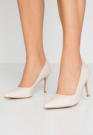 SAMANTHA - Høye hæler - nude