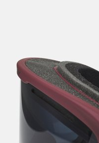 Oakley - FRAME 2.0 PRO XL UNISEX - Laskettelulasit - dark grey/persimmon - 4