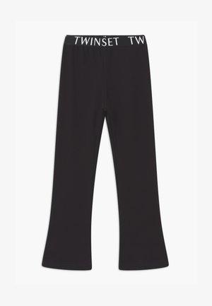 Tracksuit bottoms - nero