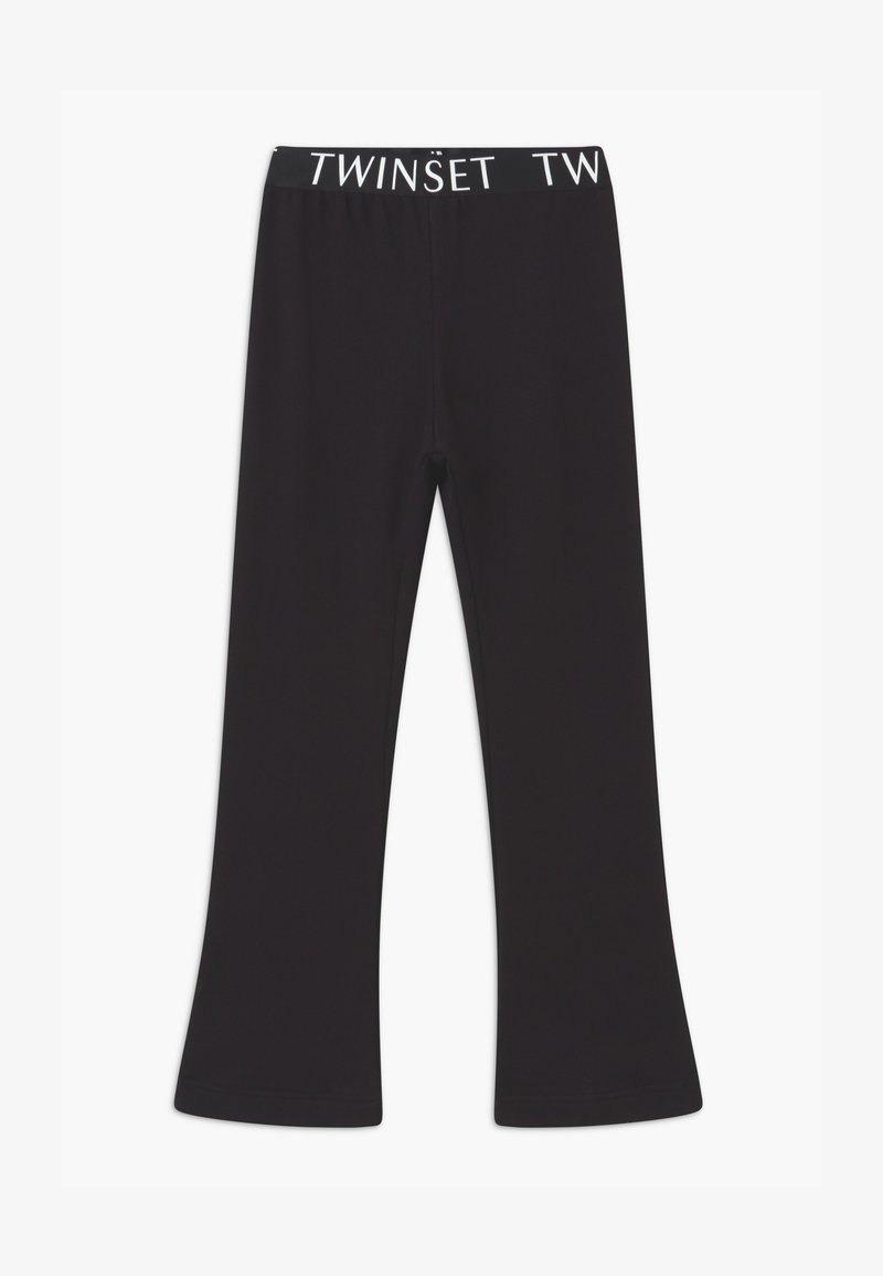 TWINSET - Tracksuit bottoms - nero