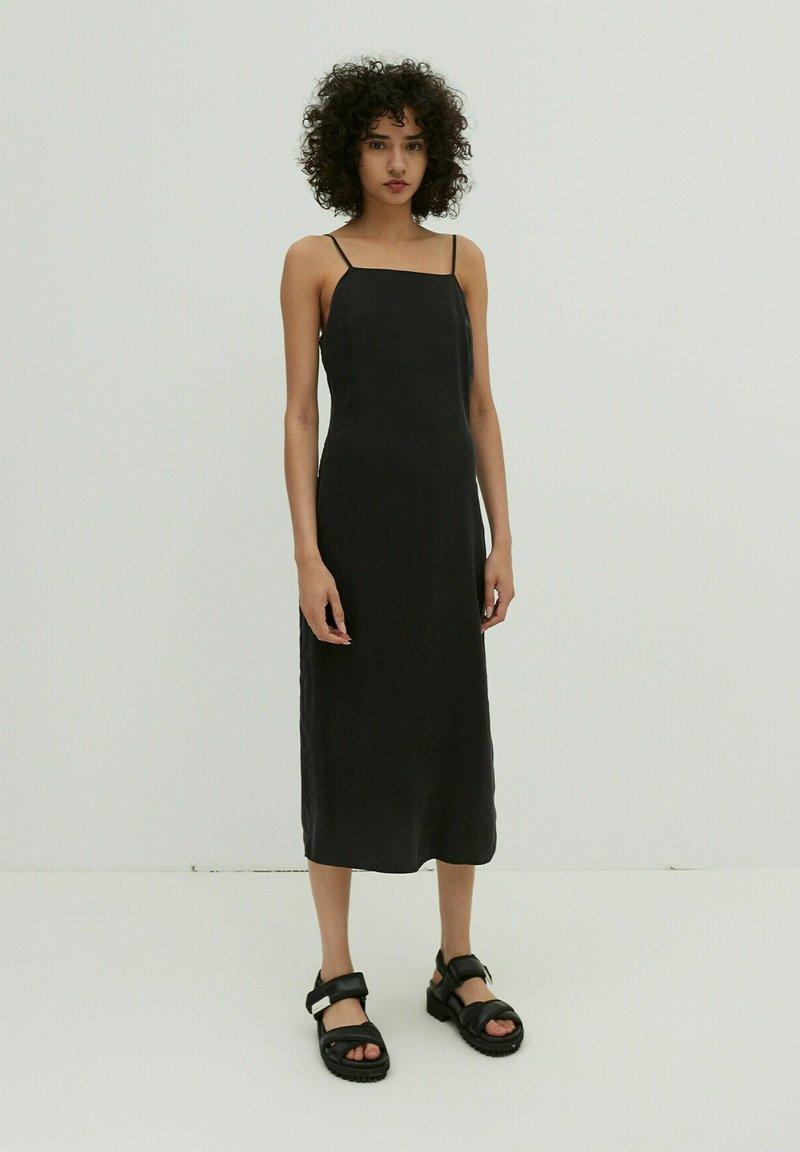 EDITED - Day dress - schwarz