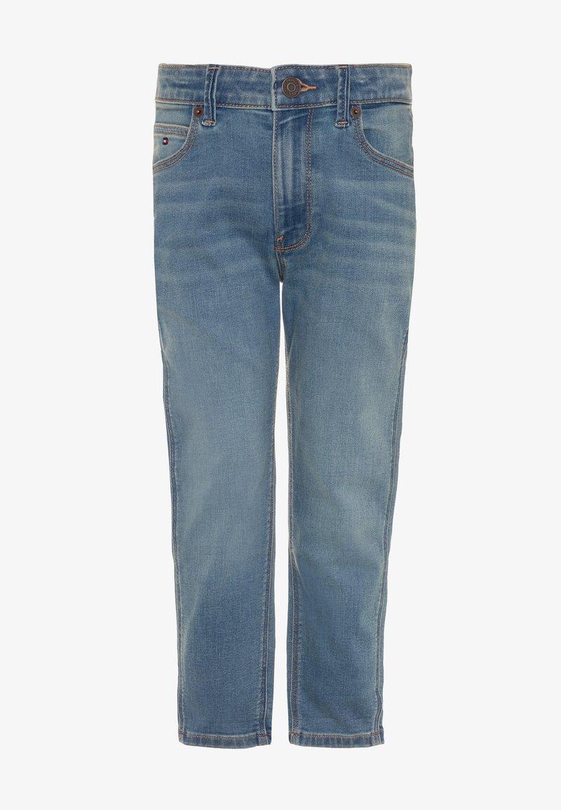 Tommy Hilfiger - MODERN STRAIGHT - Straight leg jeans - denim