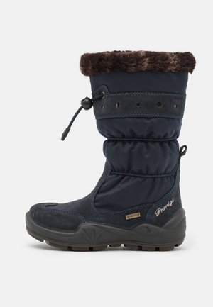 Winter boots - notte/blu scuro
