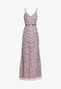 Miss Selfridge - MAXI DRESS - Occasion wear - mink - 4