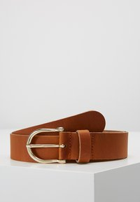 Anna Field - LEATHER - Belt - cognac - 0