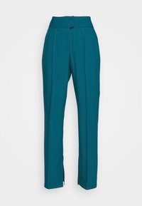 TROUSER - Kalhoty - teal