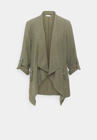 LASCANA - JACKE - Summer jacket - khaki - 0