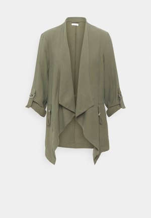 JACKE - Summer jacket - khaki
