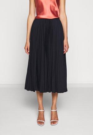 DRINA - Áčková sukně - ultramarine
