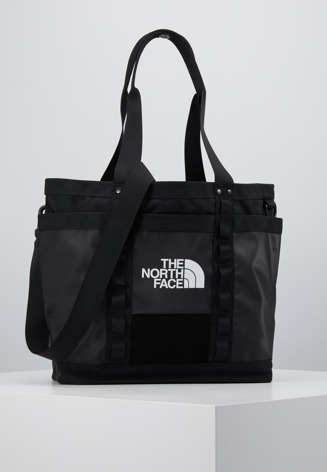 EXPLORE UTLTY TOTE - Tote bag - black