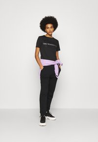The North Face - Print T-shirt - black - 1