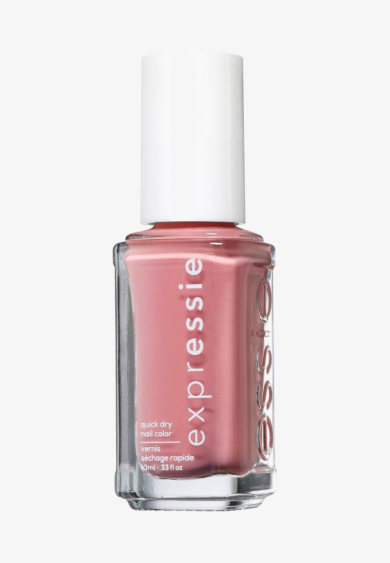 Essie - EXPRESSIE - Nail polish - second hand first love