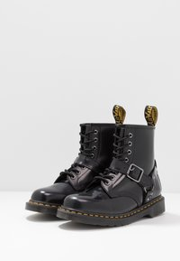 Dr. Martens - 1460 HARNESS BOOT - Veterboots - black - 2