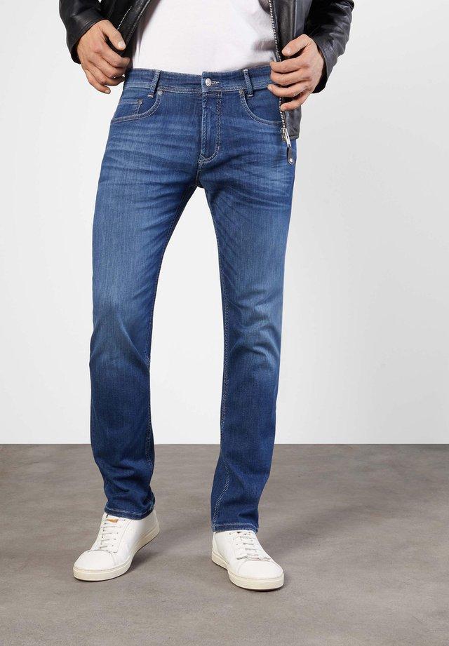 MACFLEXX MACFLEXX  - Jeans slim fit - deep blue