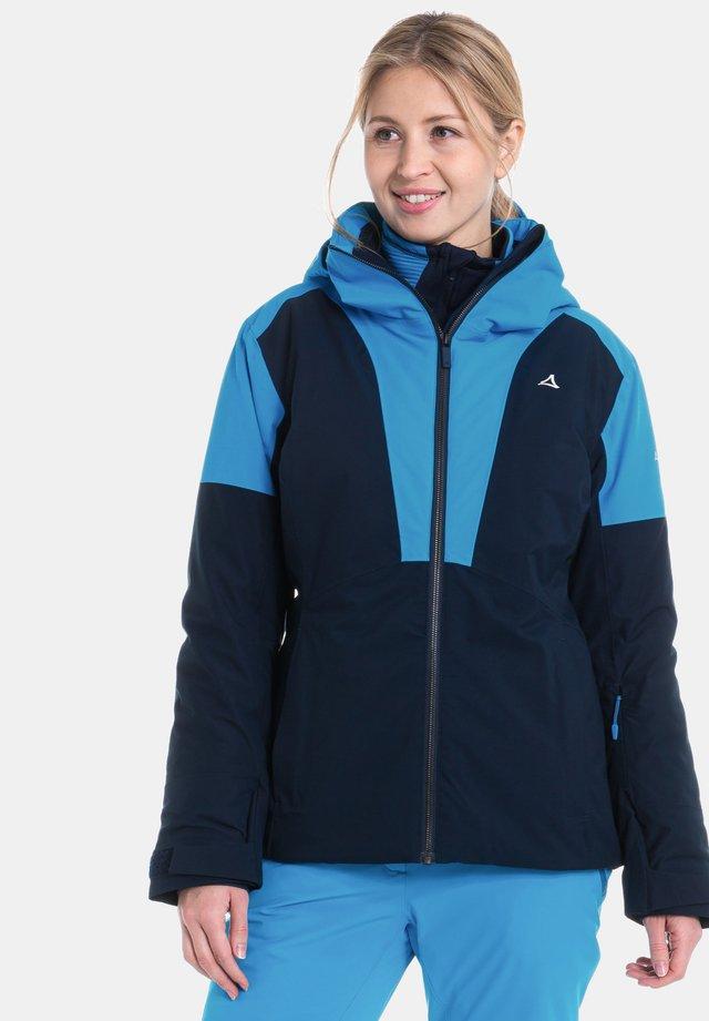 GARGELLEN - Snowboard jacket -  blau