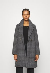 b.young - BYAMANO COAT - Kåpe / frakk - black - 0