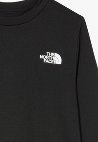 The North Face - BOY'S REAXION - Koszulka sportowa - black/white - 2