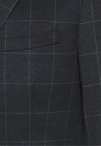 Lindbergh - CHECKED SUIT - Completo - black - 9