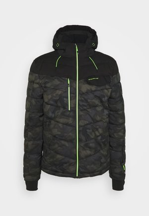 COMPLOUX QUILTED  - Skijacke - graphit