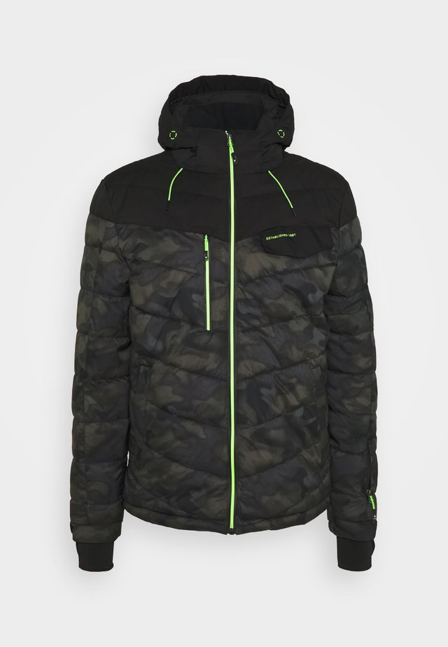 COMPLOUX QUILTED  - Ski jacket - graphit