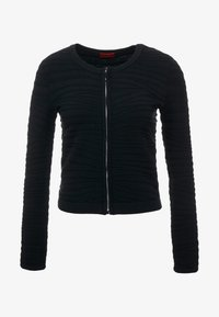 HUGO - SISTINY - Cardigan - black