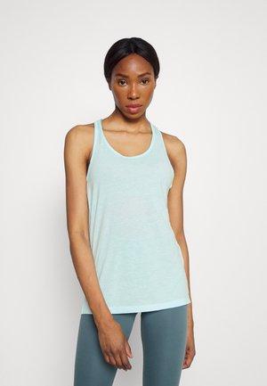 YOGA LAYER TANK - Treningsskjorter - light blue