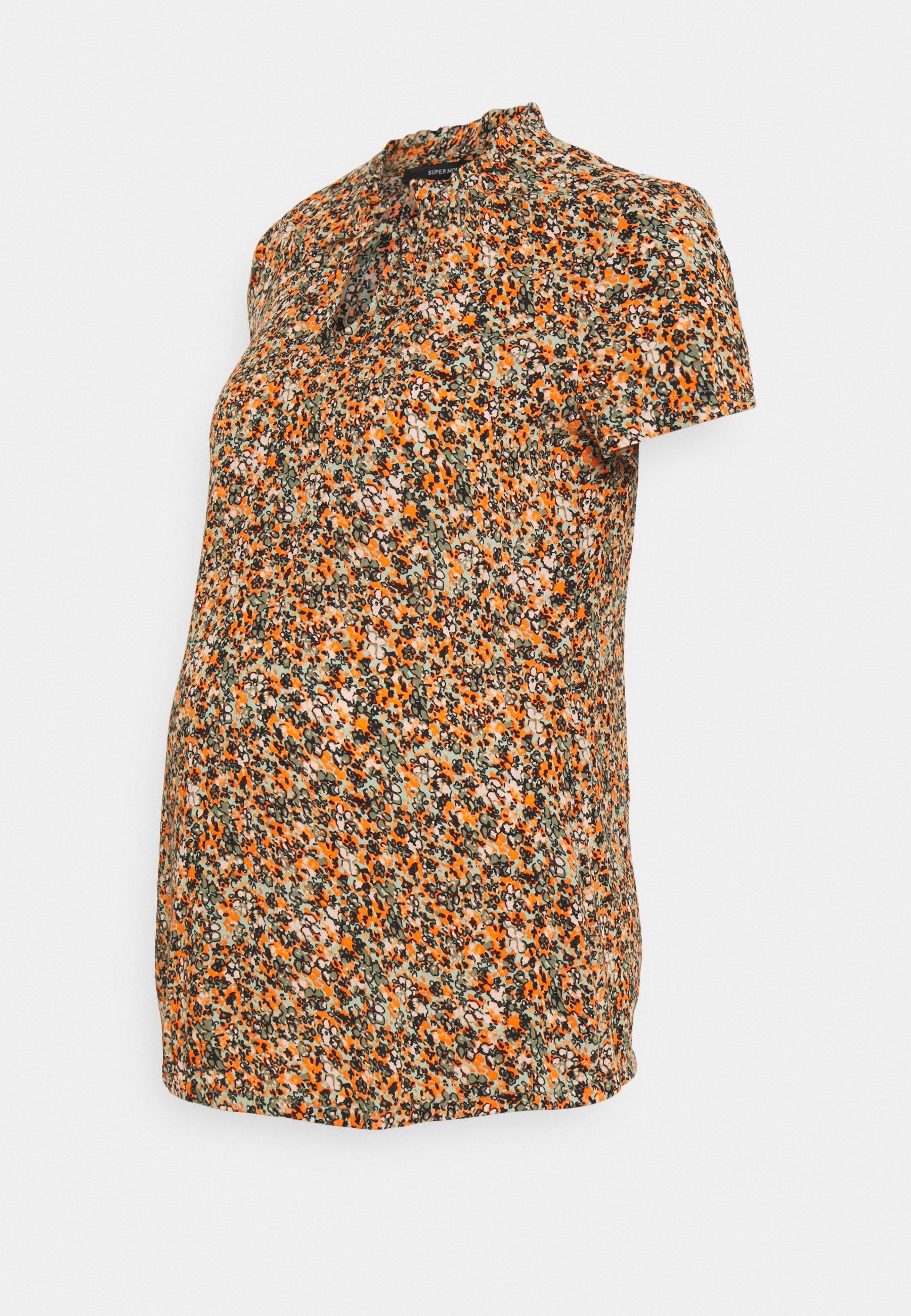 Femme FLOWER - T-shirt imprimé