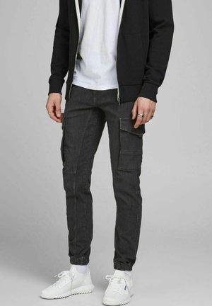 FLAKE  - Slim fit jeans - black denim