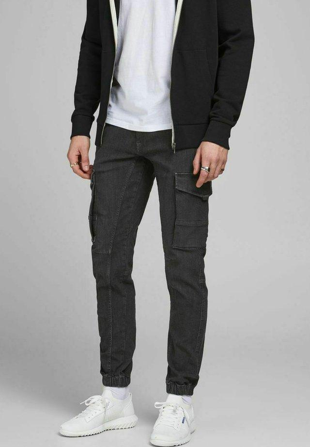 FLAKE  - Jeans slim fit - black denim