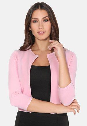 SHRUG - Blazer - pink