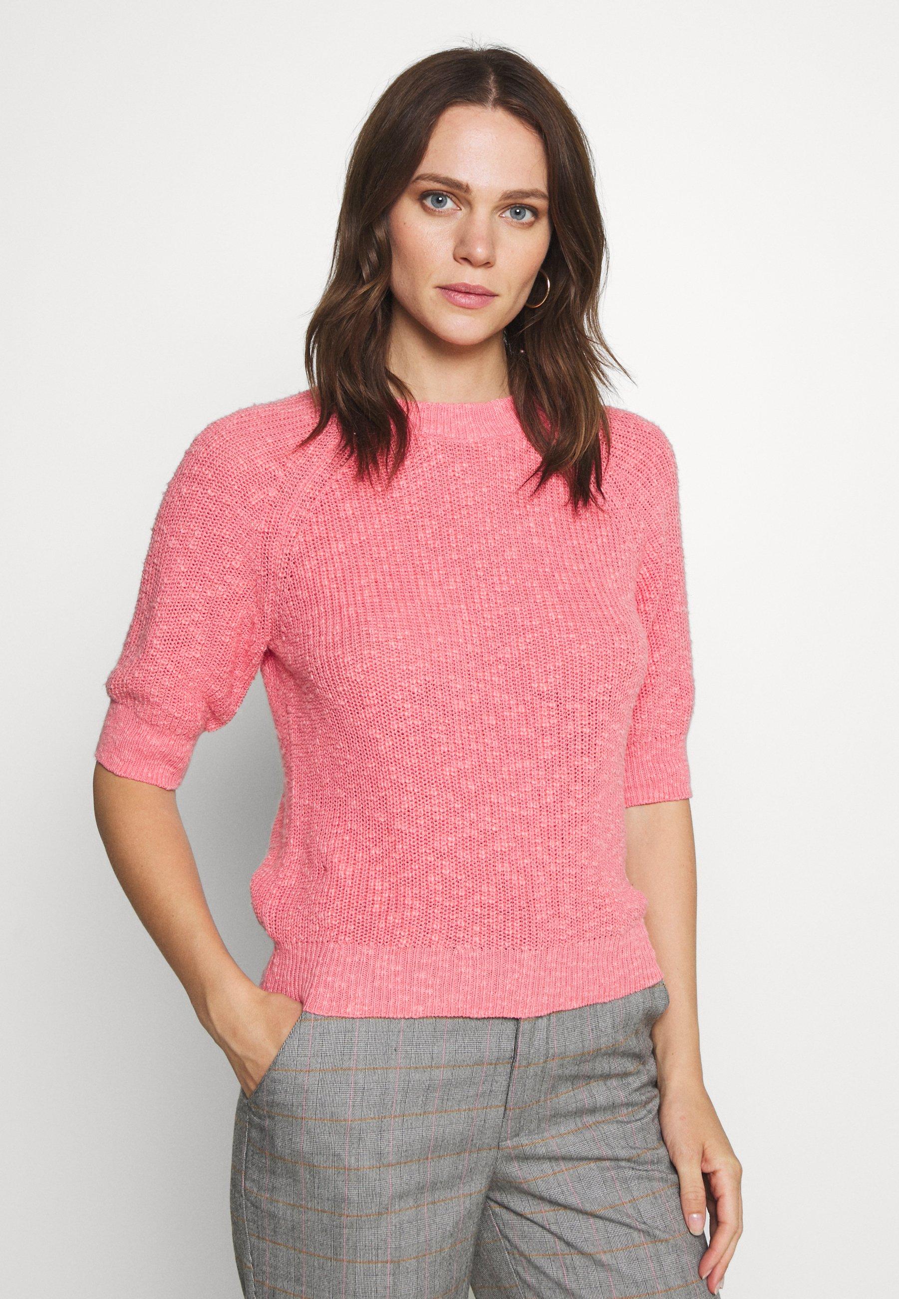 Part Two DELARAP - T-shirt basique - peach blossom - Tops & T-shirts Femme mZdSm
