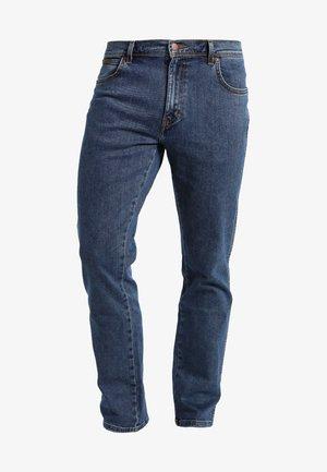 TEXAS STRETCH - Jeans Straight Leg - stonewash