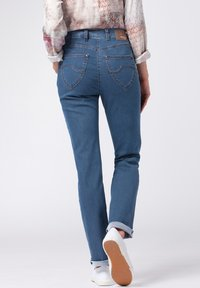 BRAX - STYLE INA - Slim fit jeans - stoned - 1
