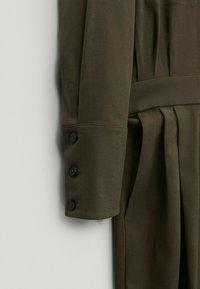 Massimo Dutti - Jumpsuit - green - 5
