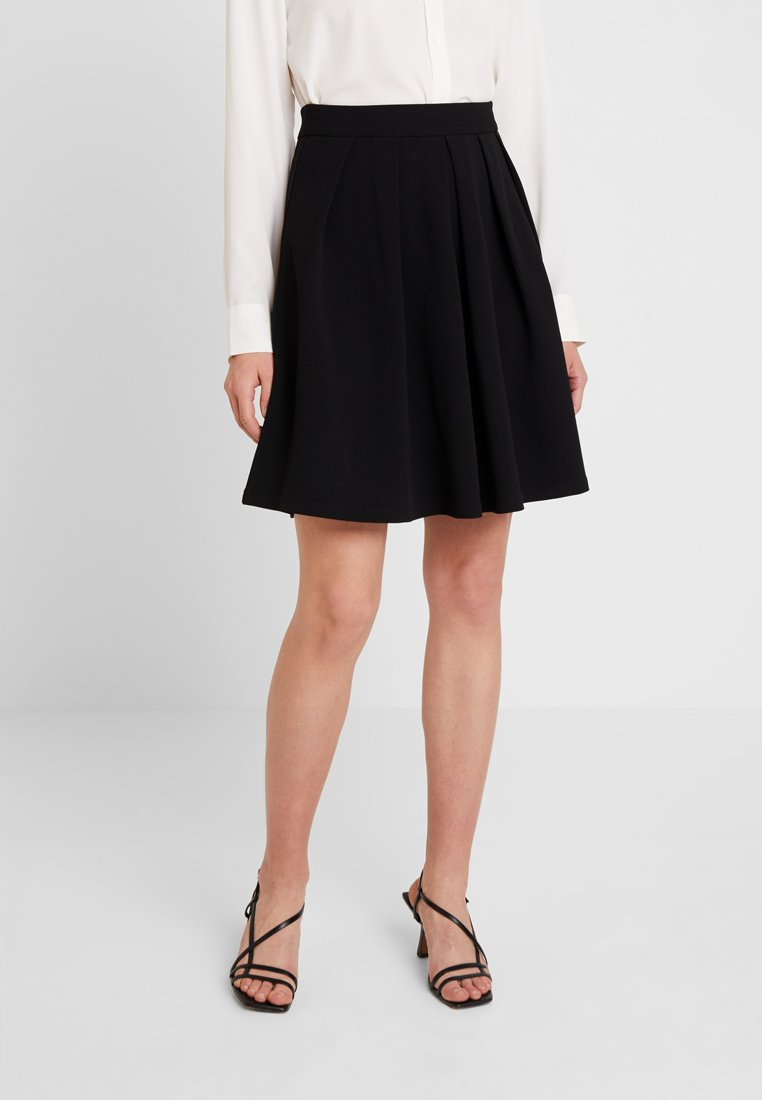 mint&berry - A-line skirt - black