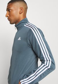 adidas Performance - TIRO AEROREADY SPORTS TRACKSUIT SET - Tracksuit - legend blue - 5
