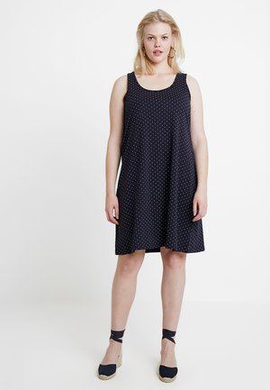 MINA DRESS - Jersey dress - night sky