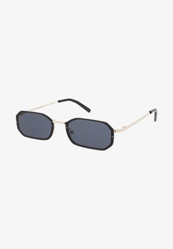OLLIE - Sunglasses - light gold