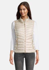 Betty Barclay - Down jacket - tapioca - 0
