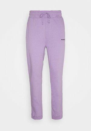Pantaloni sportivi - lilac