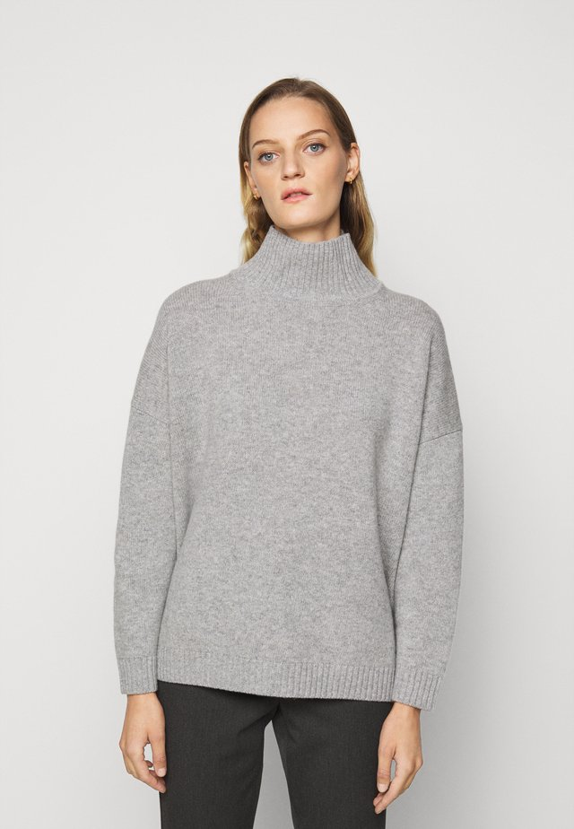 TONDO - Jumper - grey