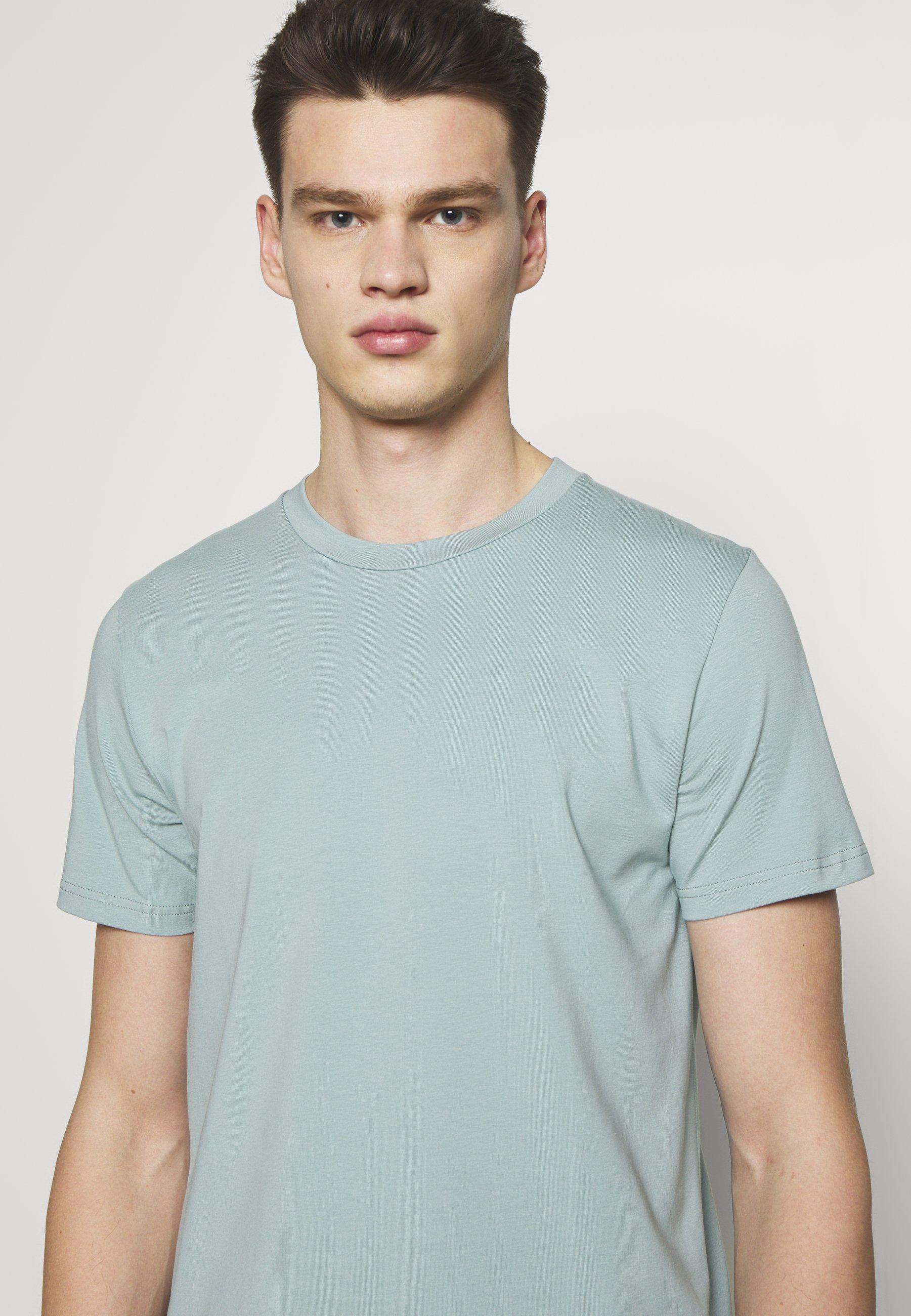 Hurtig Ekspres Opdateret Tøj til herrer Filippa K TEE T-shirts basic mint powder jWT5gw Q4WRin