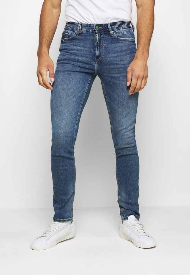 REPRISE CRADLE TO CRADLE - Slim fit jeans - medium blue