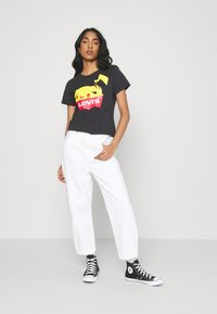 Levi's® - POKEMON WOMEN'S POKEMON TEE - T-shirt imprimé - caviar - 1